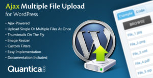 Ajax multiple file upload plugin