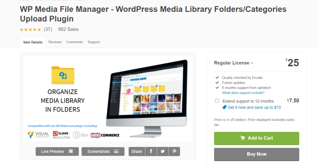 WP_Media_File_Manager_WordPress_Media_Library_Folders_Categories_Upload_Plugin_by_wphitech