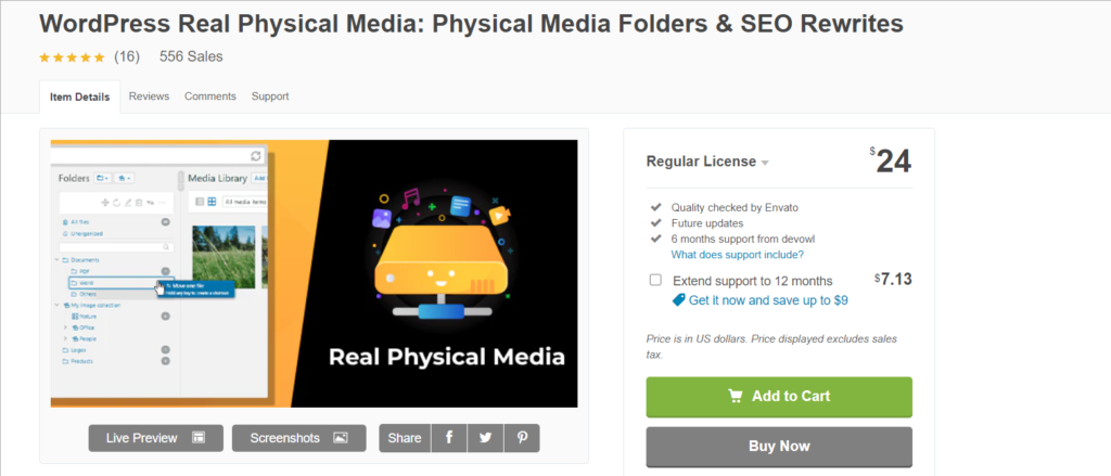 WordPress_Real_Physical_Media_Physical_Media_Folders_SEO_Rewrites_by_devowl